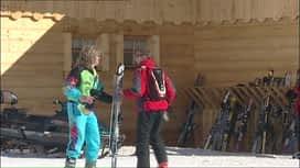 Les embrouilles de François : Vol de ski