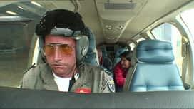 Les embrouilles de François : Le pilote de chasse