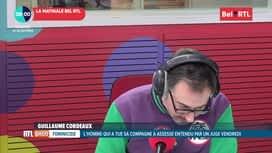 La matinale Bel RTL : RTL Info 8h du 29/11