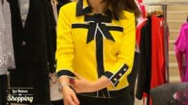 Les Reines du Shopping : Stylée en veste de tailleur : journée 4
