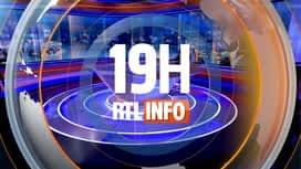 RTL INFO 19H : Les titres du RTL Info 19H
