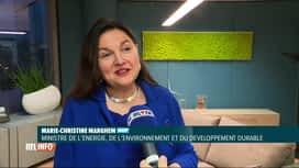 RTL INFO 19H : Le Plan national Energie-Climat approuvé par le Conseil des ministres