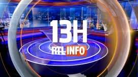 RTL INFO 13H : Les titres du RTLInfo 13H
