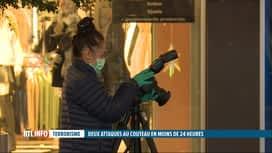 RTL INFO 13H : Un homme a poignardé trois mineurs vendredi soir à La Haye