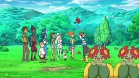 Pokemon : 42-Alola, Kanto !