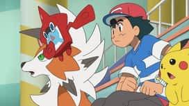 Pokemon : 43-Le choc des régions !
