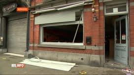 RTL INFO 13H : Une bonbonne de gaz à l'origine d'une explosion à Verviers