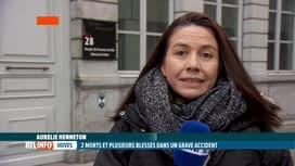 RTL INFO 13H : Accident dramatique à Hoves: le parquet de Mons devrait communiquer