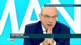 RTL INFO 13H : Koen Geens en faveur de 2 informateurs: Magnette et... De Wever !