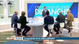 RTL INFO 19H : CD&V et Open VLD favorables à un duo Magnette-De Wever