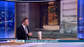 RTL INFO 19H : Mission d'information: le point avec Loïc Parmentier