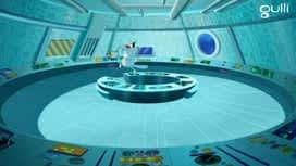 Oggy et les cafards : Mission spatiale