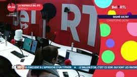 La matinale Bel RTL : Hommage Solennel aux 13 soldats morts au Mali...