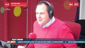 RTL INFO sur Bel RTL : RTL Info 18h du 02/12
