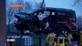 RTL INFO 19H : Explications du parquet de Tournai sur l'accident mortel de Hoves