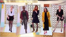 Les reines du shopping : Glamour avec un look masculin-féminin (spéciale Chantal Thomass)