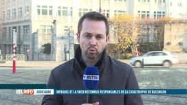 RTL INFO 13H : Catastrophe du Buizingen: le point sur le verdict du procès