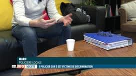 RTL INFO 13H : Préavis de grève déposé par la CSC à la police à partir du 9/12