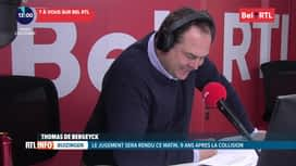 RTL INFO sur Bel RTL : RTL Info 13h du 03/12