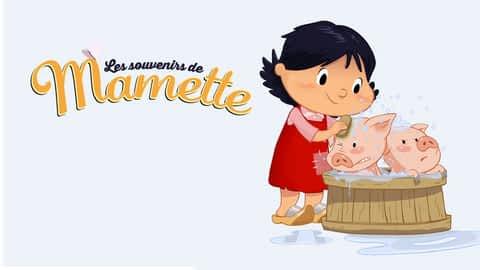 Les souvenirs de Mamette en replay
