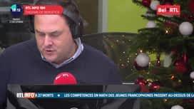 RTL INFO sur Bel RTL : RTL Info 18h 03/12