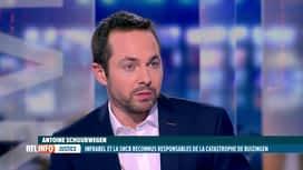 RTL INFO 19H : Catastrophe de Buizingen: analyse du verdict par Antoine Schuurwegen