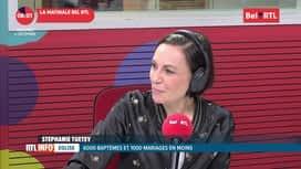 RTL INFO sur Bel RTL : RTL info du 8h 04/12