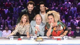 La France a un incroyable talent : Épisode 7 : Demi-Finale, avec Philippe Katerine, 2e juré invité exceptionnel / Saison 14