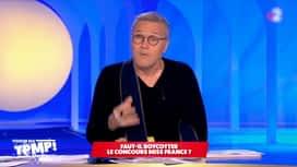 """Touche pas à mon poste : """"Il faut boycotter Miss France"""" Laurent Ruquier pousse un coup de g..."""