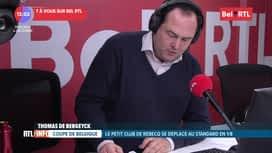 RTL INFO sur Bel RTL : RTL Info 13h du 04/12