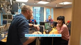 Food Contact : Julien manifeste à la radio