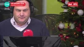 RTL INFO sur Bel RTL : RTL Info 18h du 04/12