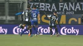 Croky Cup : 04/12: Charleroi 1 - 0 La Gantoise