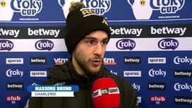Croky Cup : 04/12: Massimo Bruno (Charleroi)