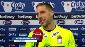 Croky Cup : 04/12: Nicolas Penneteau (Charleroi)