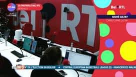La matinale Bel RTL : La France s'apprête à vivre une journée de grève historique