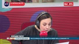 La matinale Bel RTL : RTL Info 8h du 05/12