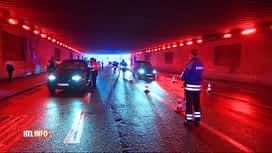 RTL INFO 13H : La police de la route retire son préavis de grève