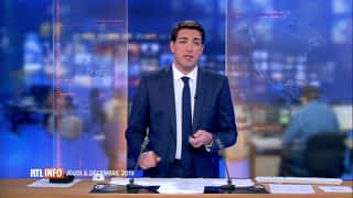 RTL INFO 13H : RTL INFO 13 heures (05/12/2019)
