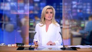 RTL INFO 19H : RTL INFO 19 heures (05/12/2019)
