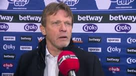 Croky Cup : 05/12: Frank Vercauteren(Anderlecht)