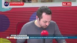 La matinale Bel RTL : RTL Info 8h du 06/12