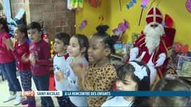 RTL INFO 13H : Saint-Nicolas: des enfants ont dormi dans leur école de Waroux