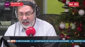 RTL INFO sur Bel RTL : RTL Info 18h du 06/12