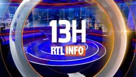 RTL INFO 13H : Les titres du RTL INFO 13H
