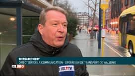 RTL INFO 13H : Les TEC recrutent mais croulent sous les candidatures