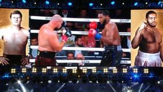 Boks: Joshua vs. Ruiz / Hrgović vs. Molina : Alexander Povetkin vs. Michael Hunter