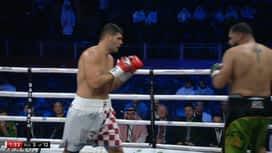 Boks: Joshua vs. Ruiz / Hrgović vs. Molina : Filip Hrgović odnio uvjerljivu pobjedu protiv Erica Moline!