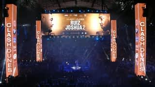 Boks: Joshua vs. Ruiz / Hrgović vs. Molina : Anthony Joshua vs. Andy Ruiz