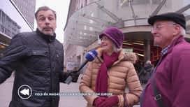 C'est pas tous les jours dimanche : On dit que les belges sont vice-champions d'Europe en matière de...